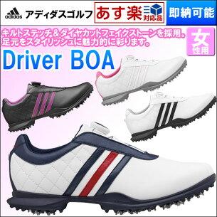アディダスゴルフ ドライバー レディース シューズ adidasGolf