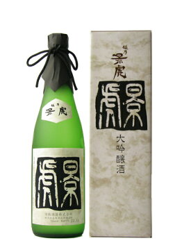 越乃景虎 大吟醸(日本酒)