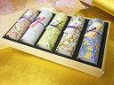 【進物線香】奥野晴明堂/花くらべ 5種の香り 桜・一葉・紅梅・椿2種