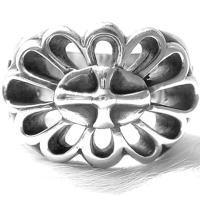 ブロッサムシルバーリング(指輪)*Gaudi(ガウディジュエリー) ☆白い☆