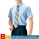 サカノ繊維【work friend】【ワークフレンド】sa-sf4400-2aYシャツ半袖