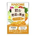 KAGOME カゴメ 飲む野菜と果実 マンゴー味 100ml