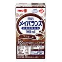 明治 メイバランスMini コーヒー味 125ml×24本 ×3ケースセット(合計72本) (メイバ