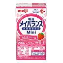明治 メイバランスMini ストロベリー味 125ml×24本 (メイバランスミニ)【3ケースご