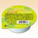 介護食 高カロリー おいしいプロテインゼリー メロン味 74g