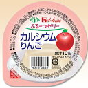ふるーつゼリー カルシウムりんご 60g フルーツゼリー