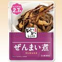 ゆめレトルト ぜんまい煮 60g [腎臓病食/低たんぱく食品...