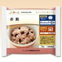 【冷凍介護食】摂食回復支援食 あいーと 赤飯 78g [やわらか食/介護食品]