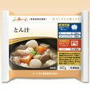 【冷凍介護食】摂食回復支援食あいーと とん汁 107g [やわらか食/介護食品]