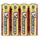 新品 オーム電機 OHM アルカリ乾電池 単3形 4本パック LR6/S4P/V