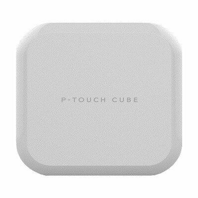 新品 PT-P710BT [ラベルライター P-TOUCH CUBE(ピータッチキューブ)]