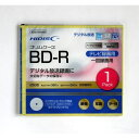 BD−R 一回録画用 25GB ケース付