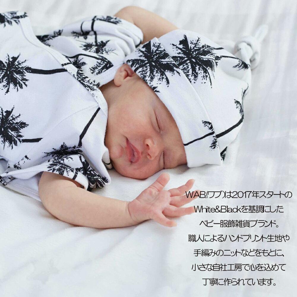 WAB SWADDLE 赤ちゃん おくるみ モ...の紹介画像2