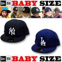 ベビーサイズ ニューエラ ! キッズ サイズより更に小さいサイズ! ニューエラ ベビー キャップ  NEW ERA MY1ST CAP NEWERA BABY ...