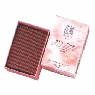 花風 白梅 ミニ お線香 日本香堂 ご家庭用 バラ詰の商品画像