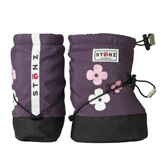 為了慶祝誕辰推薦! 保護您的寶寶的腳! 出生于加拿大的冬天短靴 (sleedaisy)