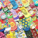 福袋 レディース 靴下 7足入り キャラクター グッズ ディ...