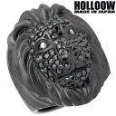 ショッピング HOLLOOW 【ホロウ】 セラフィム ライオン シルバー リング ブラックコーティング キュービック 獅子 10〜25号 指輪 シルバーアクセサリー シルバー925