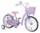 自転車 ちいさなプリンセス ソフィア 16インチ【大型品のため日時指定不可】