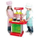 【送料無料】 HTI(エイチティーアイ)Smartシリーズ クックンゴーキッチンの画像