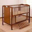 『ポムST』 ベビーベッド ハイタイプ キンタロー ベビーベッド 日本製 赤ちゃんベッド