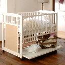 『アンファンSTエコ』 ベビーベッド ハイタイプ キンタロー ベビーベッド 日本製 赤ちゃんベッド 台数限定SPECIALPRICE