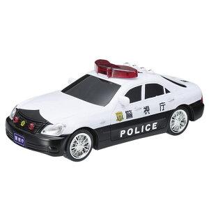 フリクション サイレンクラウンパトカー おもちゃ 玩