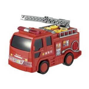 おしゃべりピカピカ消防車 おもちゃ 玩具 楽しい キッ
