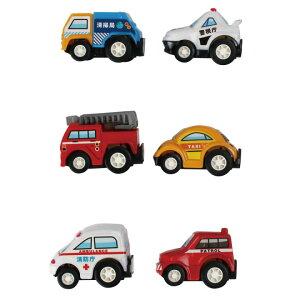 ミニプルバックカー 6 おもちゃ 玩具 楽しい キッズ