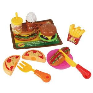 おうちでハンバーガーSHOP おもちゃ 玩具 楽しい キッ