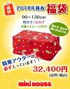 【1月25日以降お届け予定】ミキハウス福袋3万円【90・10...