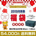 【送料無料】ミキハウス福袋5万円 ドリームパック【90・10...