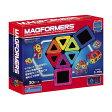 【箱付】幾何学マグネットブロック マグフォーマー30ピース MF30 *Bornelund(ボーネルンド)*【10P06Aug16】