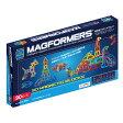【送料無料】【箱付】幾何学マグネットブロック マグフォーマー90ピース MF90 *Bornelund(ボーネルンド)*【10P01Oct16】