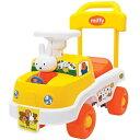 乗用玩具 ミッフィーフレンドカー 送料無料 足けり乗用 押し車 子供用 おもちゃ 【永和】