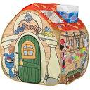 トゥーンタウン あそびと知育のボールハウス テントハウス 子供用室内テント遊具 持ち運び袋付き ボー