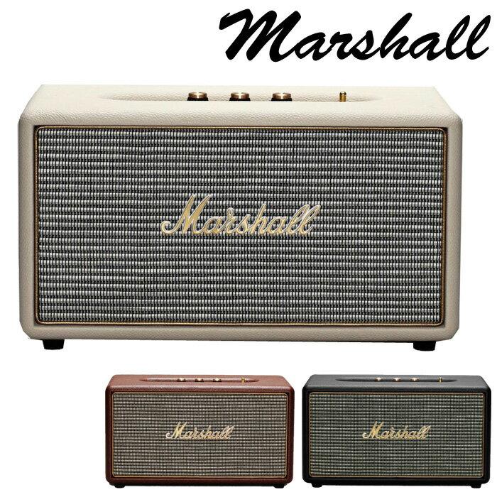 Marshall マーシャル スピーカー スタンモア ブルートゥース スピーカー Stanmore Bluetooth Speaker 4091629 コンパクト オーディオ機器 高音質 Bluetooth対応 おしゃれ