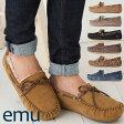 エミュ EMU アミティー Amity W10555 エミュー モカシン レディース シューズ EMU エミュ モカシン シューズ ムートンブーツ
