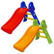 ヤトミ 折りたたみできるすべり台 《全2色》コンパクト すべり台 室内 室外 折りたたみ 滑り台 すべりだい プレゼント 収納 室内遊具 屋外遊具 屋外対応商品 子供用大型遊具
