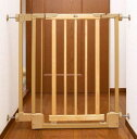 At ease wooden baby gate N world [installation possibility width:] 70-88cm 】 [9371]