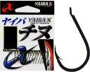 ササメ針 XT-05 ヤイバチヌ (ブラック) 2号