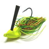 【メール便可】deps/デプス FLAT BACK JIG/フラットバックジグ シリコンVer 【1】【釣り/フィッシング/釣り具/釣具】【ルアー/ラバージグ】