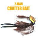Z-MAN/ジーマ  CHATTER BAIT/チャターベイト