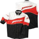 【取り寄せ商品】MERCURY マーキュリー ウエア プロチームロングスリーブシャツ Lサイズ