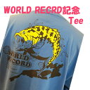 【予約受付中】 SNIPEER/スナイパー WORLD RECORD Tシャツ SNP-T-018