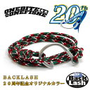 ワンバイトワンフィッシュ フック型コードブレスレット バックラッシュ20周年記念 オリジナルカラー  ONEBITE ONEFISHE Anzuelo 【メール便可】