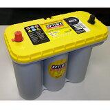 【在庫限り】OPTIMA/オプティマ Yellow TOP SERIES BATTERIS/イエロートップシリーズバッテリー D1400S 【YTS-5.5L】【バッテリー/チャージャー】