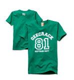 【決算セール開催中!全品11/30まで】GEECRACK/ジークラック 81 Tシャツ【釣り/フィッシング/釣り具/釣具】【Tシャツ/ロンT】