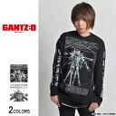 backside of tokyo (バックサイドオブトーキョー) 『GANTZ:O』ウィトルウィウス的「ぬらりひょん」トレーナー(男女兼用)/全2色/M・..
