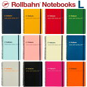 ロルバーン L ノート ポケット付メモ デルフォニックス メモ帳 Rollbahn Notebooks DELFONICS 税抜き7000円以上で送料無料